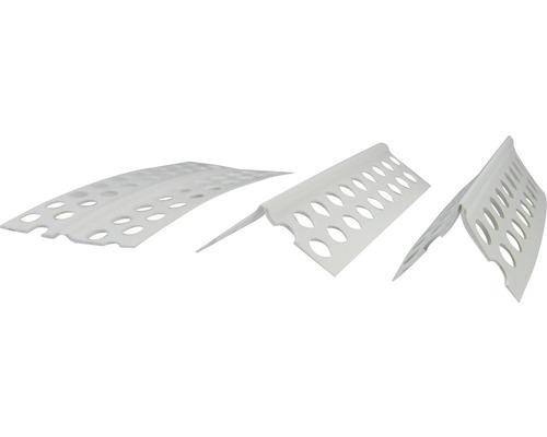 Profilé cintrable CATNIC MULTI en PVC rigide pour surfaces planes rouleau = 10 m