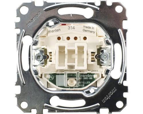 Insert interrupteur/inverseur Merten MEG3106-0000