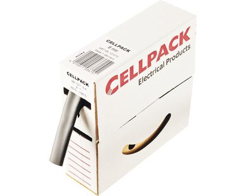Gaine thermorétractable 12.7-6.4 marchandise au mètre sur mesure disponible dans votre magasin Hornbach Cellpack