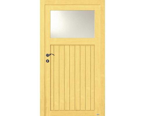 Porte d 39 entr e secondaire oklahoma 980x1980 mm gauche 1 3 for Porte secondaire