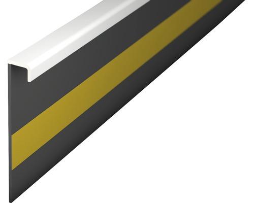 Teppichleiste Einklebeleiste Ohne Steg Weiss 50x2500 Mm Hornbach Luxemburg