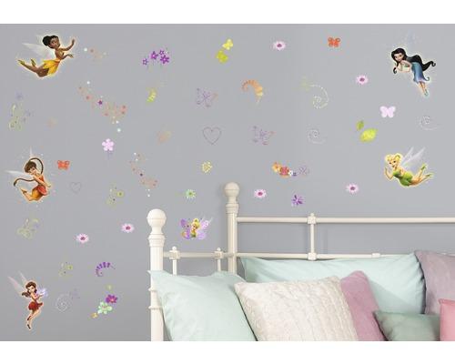 Sticker Fairies 17,5 x 33,5 cm