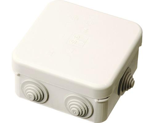 Boîte de dérivation pour pièce humide Spelsberg HP 90 L 90 x l 90 x P 45mm gris