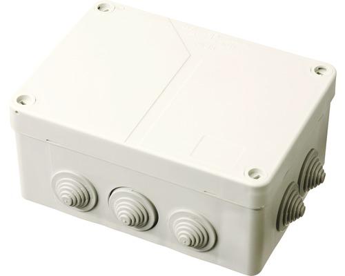 Boîte de dérivation pour pièce humide Spelsberg HP 150 L 119 x l 164 x P 77mm gris