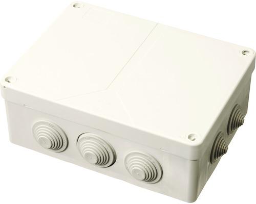 Boîte de dérivation pour pièce humide Spelsberg HP 190 L 149 x l 199 x P 77mm gris