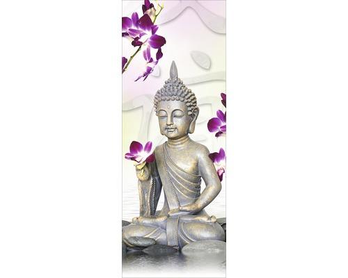 Tableau en verre Spirituality 30x80 cm