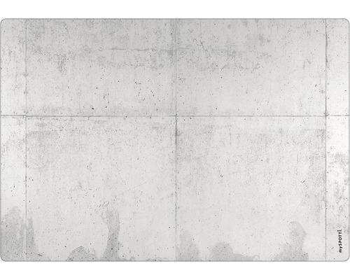 Paroi arrière de cuisine mySPOTTI Mur 59x41 cm
