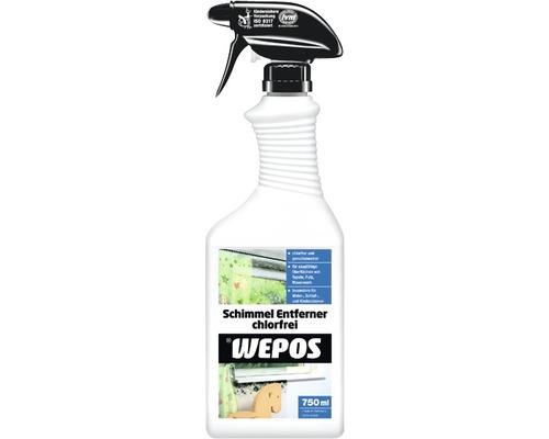 Anti-moisissures sans chlore Wepos 1000ml