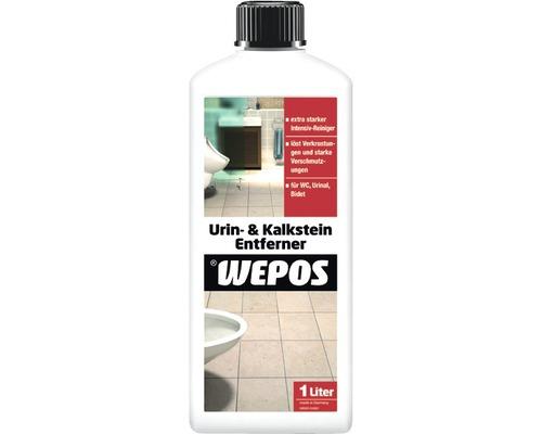 Élimineur de tartre naturel et urinaire Wepos 1000ml-0