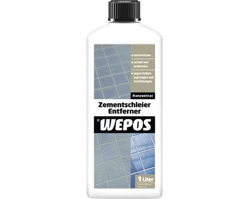 Décapant voile de ciment Wepos 1000ml-0