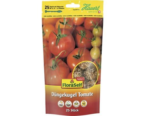 Boules d'engrais pour tomates FloraSelfSelect, 25 unités