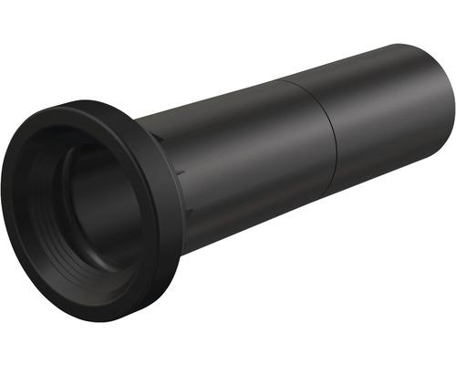 Tuyau d''évacuation rallongé pour WC suspendus Ø90 x 340 mm