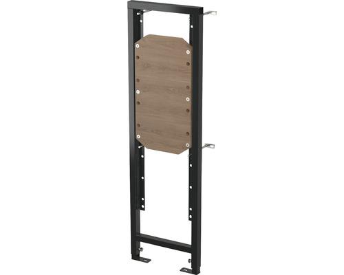 Bâti-support Komfort pour poignée H : 1200 mm