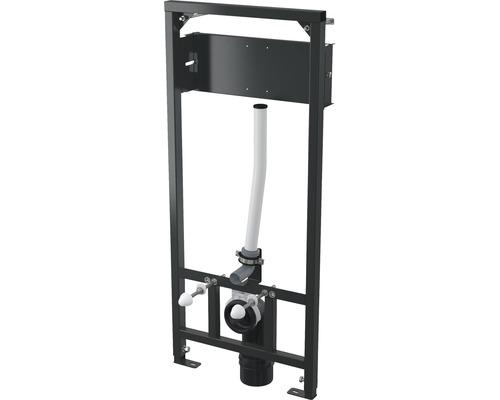 Bâti-support Komfort pour WCs suspendus H : 1200 mm interface pour capteur