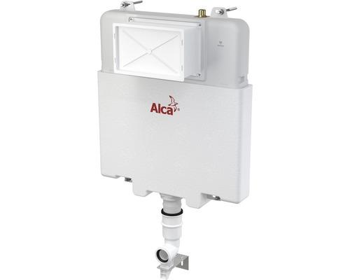 Réservoir de chasse d''eau encastré Komfort Slim P : 80 mm pour WC à poser