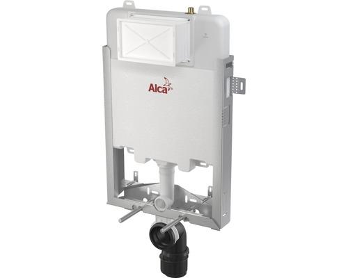 Réservoir de chasse d''eau encastré Komfort Slim H : 1000 P : 80 mm pour WCs suspendus