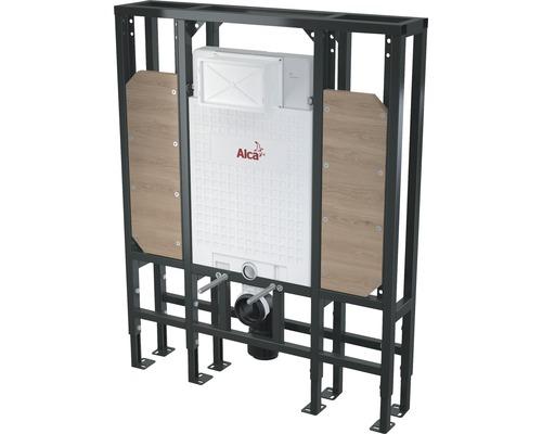 Bâti-support Komfort pour WCs suspendus pour personnes handicapées H : 1200 L : 1060 mm autoportant