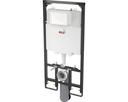 Bâti-support Komfort Slim pour WC suspendu H : 1200 T : 80 mm