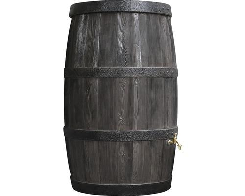 Cuve de collecte d''eau de pluie 3P Burgund 500l, marron foncé