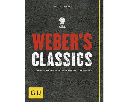 Livre de recettes barbecue Weber''s Classics