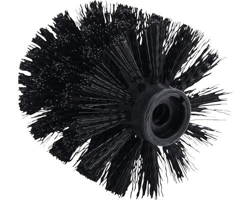 Tête de brosse de rechange 85mm noir
