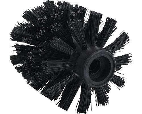 Tête de brosse de rechange étroite 72mm noire