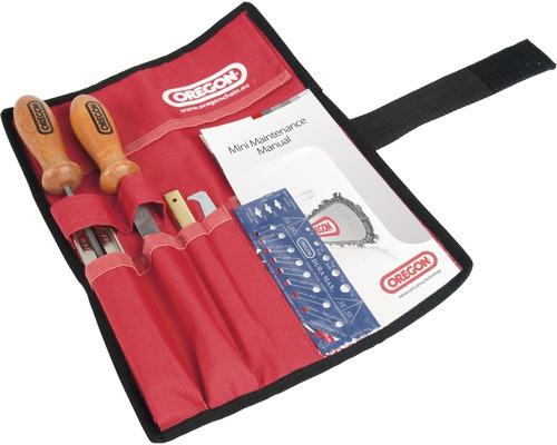 Kit d''affûtage dans un sac 4.8mm