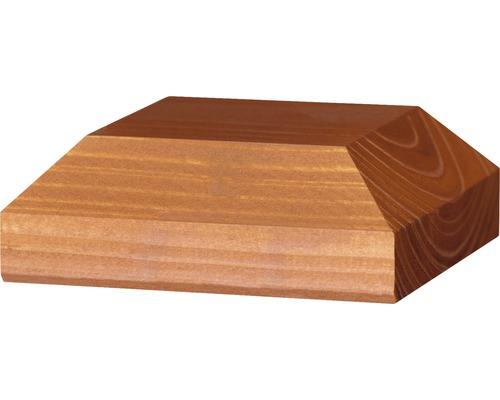 Pfostenkappe 12 x 12 cm, douglasie