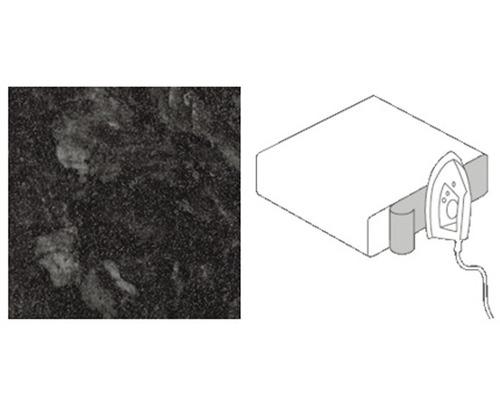 Dekorkante PICCANTE BT144G Basalt poliert 650x45 mm (2 Stück)