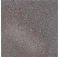 PVC Seattle uni grau 200 cm breit (Meterware)