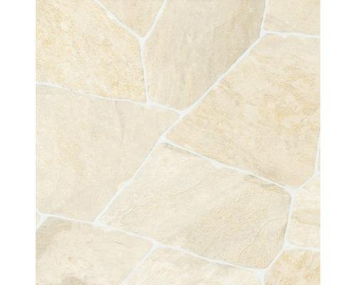Pvc detroit d cor carrelage beige largeur 300 cm for Carrelage hornbach