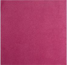 Moquette aiguilletée Dover rose vif 400 cm (marchandise au mètre)-thumb-0