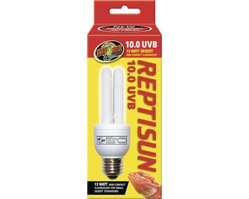 Lampe compacte ReptiSun 10.0 Mini Compact, 13 W