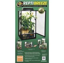 Terrarium Repti Breeze ZOO MED 40x40x76cm alu sans éclairage-thumb-0