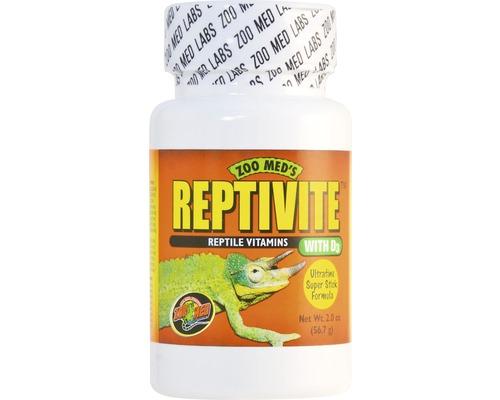 Vitamine Reptivite avec D3, 57g