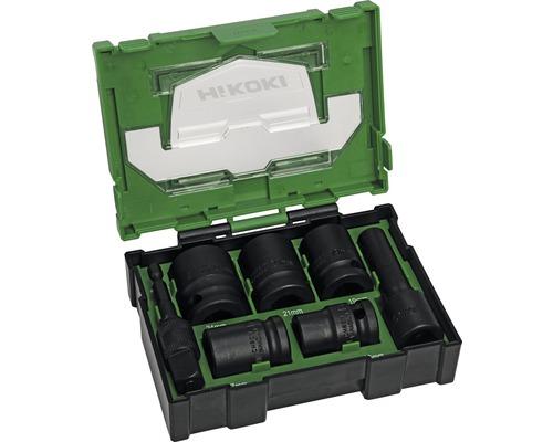 Boîte d''embouts HiKOKI 7 pièces (Maxi)