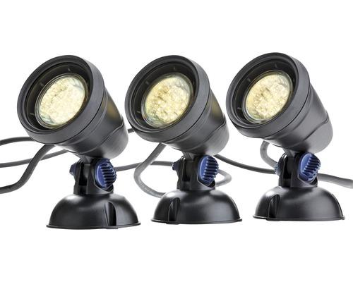 Éclairage de bassin et de jardin Oase Lunaqua Classsic LED Set 3