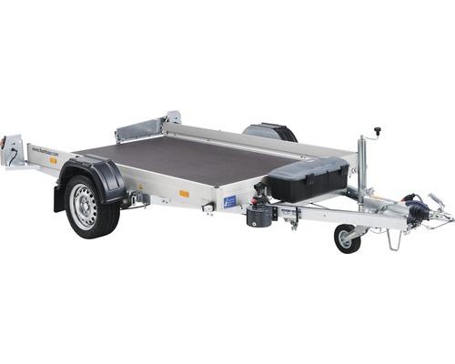 Humbaur Motorradanhänger Carry Transform 2500x1565x150mm gebremst zul. Gesamtgewicht 1350kg