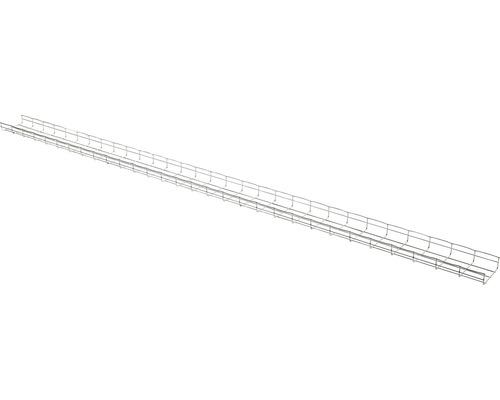Chemin de câbles en treillis Legrand 54x150mm Cablofil galvanisé 3m