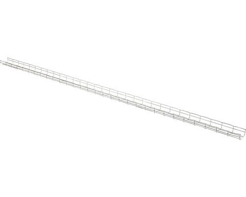 Chemin de câbles en treillis Legrand 54x100mm Cablofil galvanisé 3m