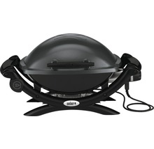 Barbecue électrique Weber Q 1400 dark grey