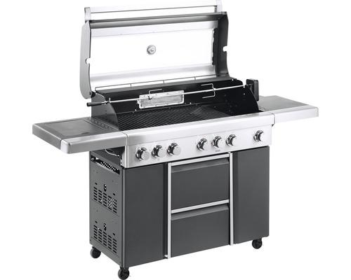 Barbecue à gaz Tenneker® TG 5, 5 brûleurs