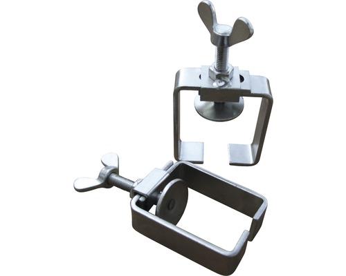 Étrier de fixation Riedel acier réglable