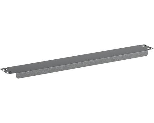 Réglette de profondeur pour tablette à système d''emboîtement Vario 350mm grise