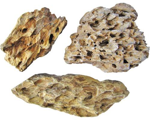 Décoration d''aquarium Calari Rock format moyen