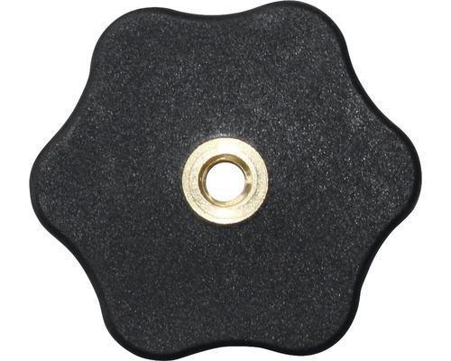 Écrou étoile Ø 50 mm M8, 20 unités