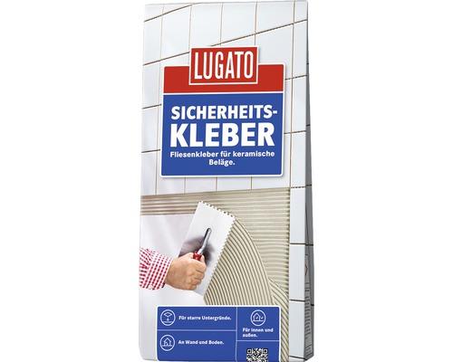 Fliesenkleber Lugato Sicherheitskleber Standard 5 kg