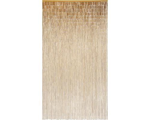 Rideau de porte bambou Saigon 120x220 cm