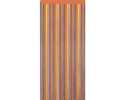 Rideau de fils Finca multicolore 90x200cm