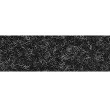 Gazon artificiel Wimbledon avec drainage anthracite Largeur 133 cm (au mètre)-thumb-0